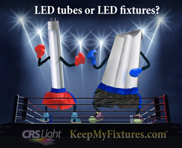 led tube and led fixture comparison article photo